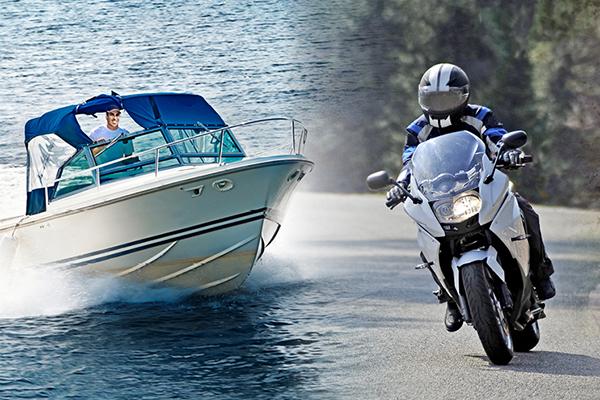 Armellino Agency Insurance Bikes and Boats